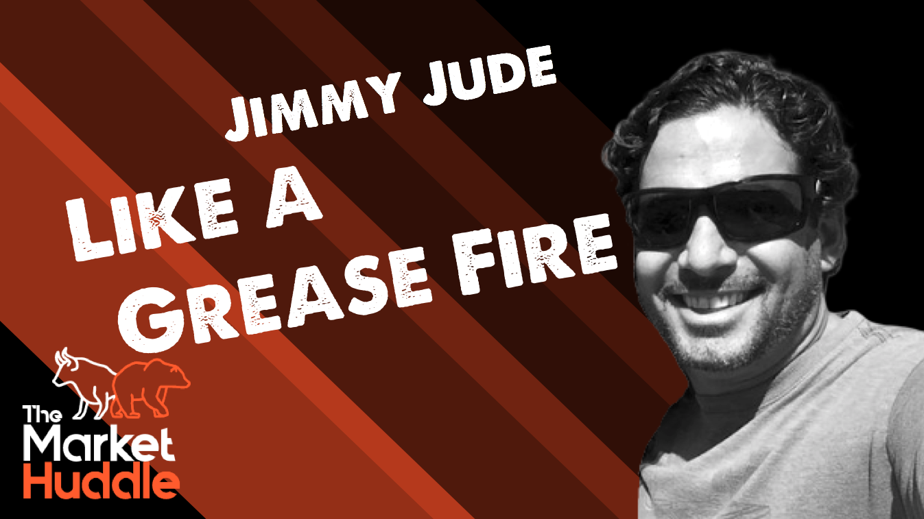 #73 Like a Grease Fire <br>(guest: Jimmy Jude & Kuppy)